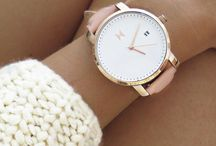Watches...rose gold