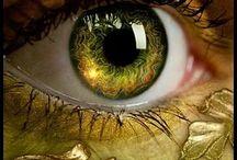 Ojos - eyes