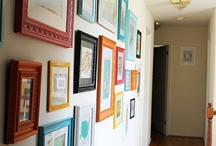 Preschool Gallery Wall