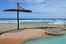 Playa Viva / Brandy and I recently took a trip to Mexico and stayed at the fabulous eco-resort Playa Viva.