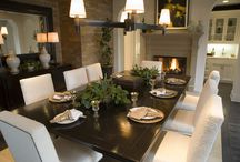 Dining Spaces / by Nickie Conley