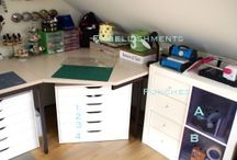 My studio & storage consepts