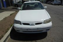 Used 1998 Oldsmobile Cutlass Supreme for Sale ($2,300) at Paterson, NJ / Make:  Oldsmobile, Model:  Cutlass Supreme, Year:  1998, Body Style:  Tractor, Exterior Color: White, Vehicle Condition: Excellent,  Mileage:62,000 mi, Engine: 6Cylinder 3.1L V6 OHV 12V, Fuel: Gasoline Hybrid, Transmission: 4 Speed Automatic.   Contact: 973-925-5626   Car ID (56650)
