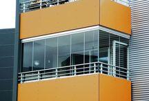 ECO BRK Cam Balkon Sistemi / 8 mm cam kullanılan cam balkon sistemi piyasa da kullanılan fason ürün gruplarında yer alan üründür.