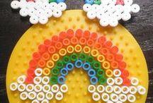 hama beads ❤