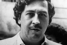 Pablo Escobar / Although Pablo Escobar died 23 years ago his tumultuous story lives on. At the height of his career the notorious Colombian drug lord supplied around 80% of all the cocaine smuggled into the States.