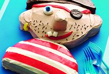 Party - Pirate Ah Hoy / Child's pirate party ideas / by Susan Chapman
