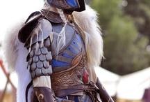 Fantasy Armour & Clothes