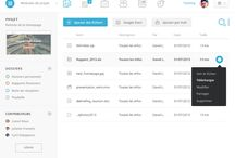 UI/UX Design / A collection of user interaction and experience design