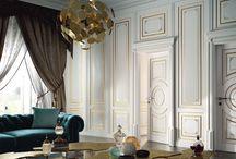 海外室内ドア / 海外輸入の室内ドアの施工例です。木製のドアをご紹介しています。