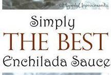 enchilada saus