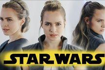 Coiffure star wars