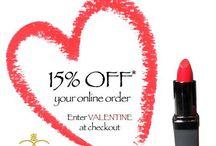 My Valentines Day / Take a peek into my Valentines Day world XOXOXO