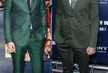 homens. elegantes