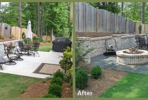 atlanta remodeling before and after / A small yet diverse array of projects completed by ARNOLD Masonry and Concrete