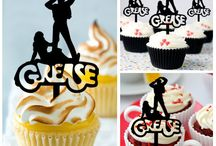 Grease Themed Birthday