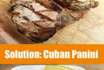 Panini Recipes / Panini Press sandwich ideas and recipes.  / by Anthony Tripodi