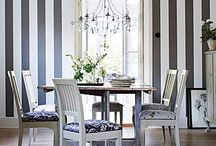 Bright Dining Spaces