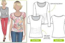 Favorite Sewing Patterns
