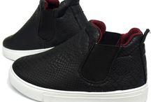 Dames Snake Herfst Sneaker