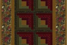 Quilts table runners