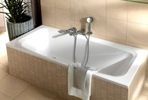 Tiles make a bathroom / Renovating tiles in a bathroom doesn't necessarily have to cost the earth.  We choose tiled walls for our bathrooms because they last a long time without needing to be replaced.  So how can you get the best out of your tiles?
