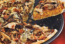 Recipes to Try - Pizza & Tarts