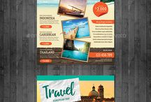 Travel agency disign