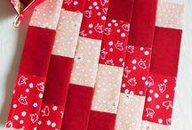 patchwork minták