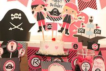 Birthday Party Pirates