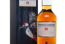 Mannochmore single malt scotch whisky / Mannochmore single malt scotch whisky