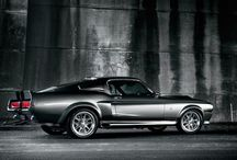 American Muscle / by Tony John Garcia