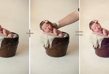 Fotenie newborn v ateliéri