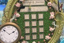 Wedding - plan de table