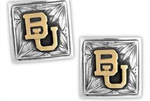 Baylor University Licensed Products / Fantastic sterling silver and 14kt gold items officially licensed by Baylor University.  A portion of each sale goes to support programs at Baylor University.