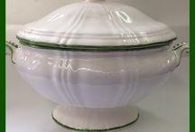 Bontempo ceramiche 1862 Shabby Chic / zuppiera