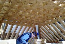 Estructuras de madera. Socios AITIM