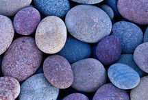 Beach, stones and sand