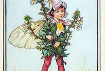 цветы - маскарад