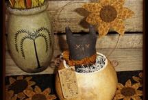 August Updates at Primitive Handmades Mercantile!