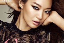 allure korea cover with mina
