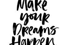 MY* dreams