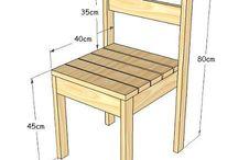 Muebles y trabajos coon madera.