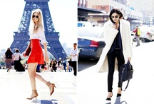 Street Style / Moda de la calle. Street style / by Trece Marmotas