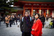 Mon Petit Voyage à Kyoto