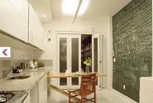 Lavagna / Cucina