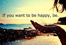 HAPPY / If you want to be happy. Be !