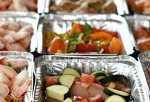 Camping meals