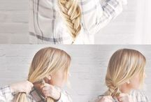 Coda Di Pesce Braid Tutorial