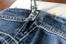 Arreglo de casa cintura de jean